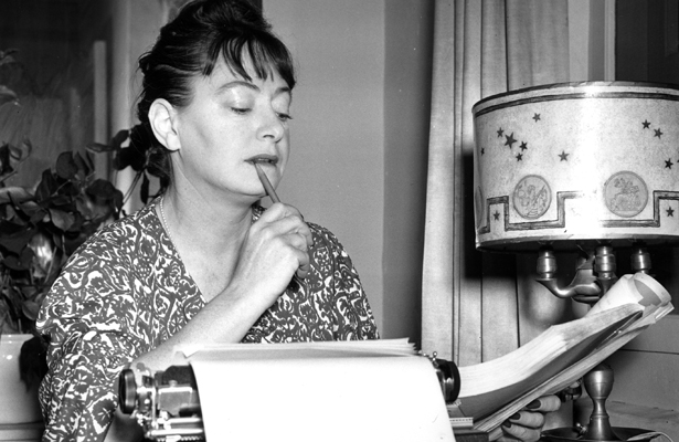 """It takes me six months to do a story. I think it out and write it sentence by sentence—no first draft. I can't write five words but that I can change seven."" —Dorothy Parker, The Paris Review Interview, 1956"