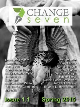 Issue 1.1, Spring 2015, Cover Art by Rachel Kertz