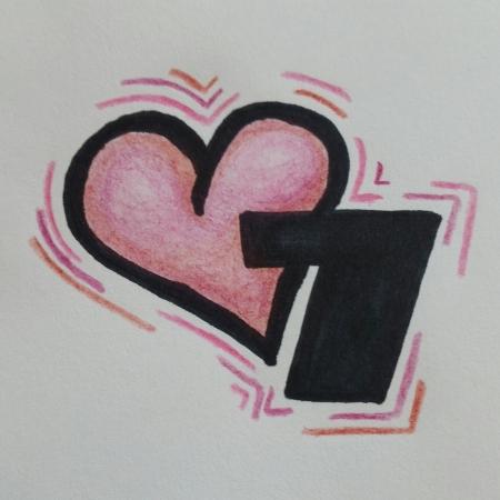 Ems Seven Heart