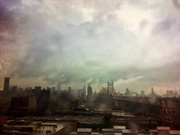 """NYC Thunderstorm"" by Mickey Strider"