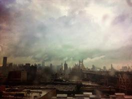 """NYC Thunderstorm"" by Mickey Strider"