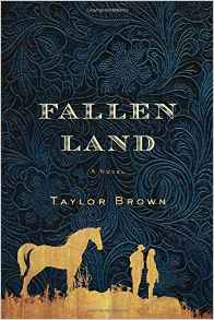 fallen land by taylor brown