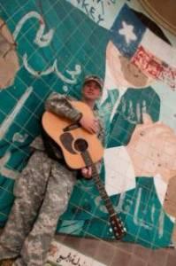 Jeff Ellis in Bagdad