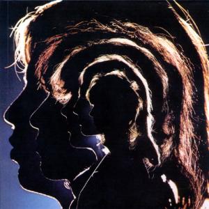 Rolling Stones Hot Rocks album cover