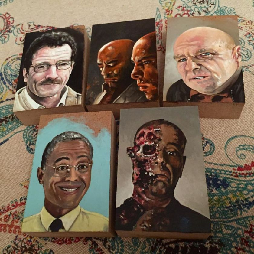 Beroth's Breaking Bad series