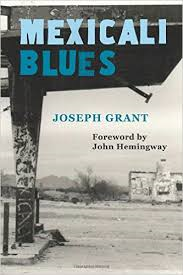 Mexicali Blues by Joseph Grant is available March 1 from Wanderlust Press (Photo: A.E. Weisgerber)