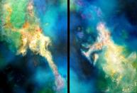 Paintings by Vivian Calderon