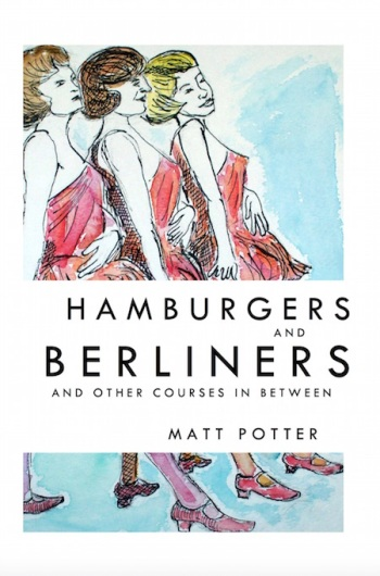 hamburgers and berliners