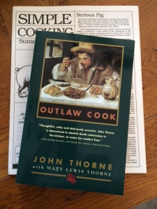 Outlaw Cook by John Thorne
