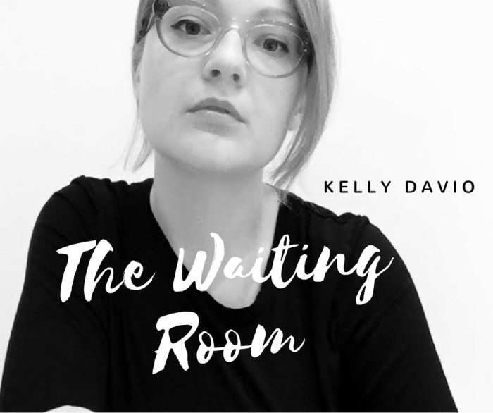 The Waiting Room / Kelly Davio