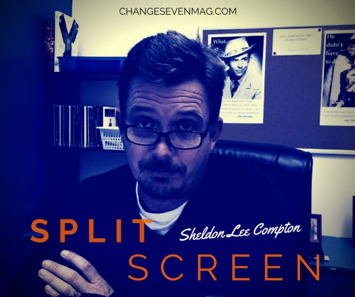 Sheldon Lee Compton / Split Screen