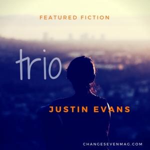 Trio by Justin Evans